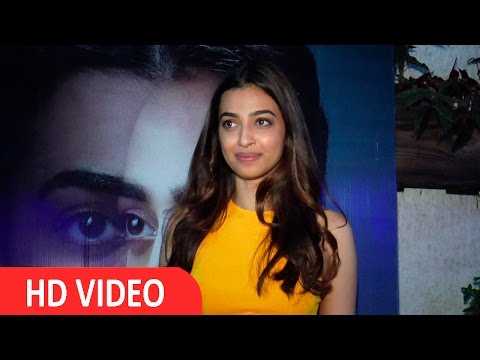 Radhika Apte At The Screening Of Film Phobia
