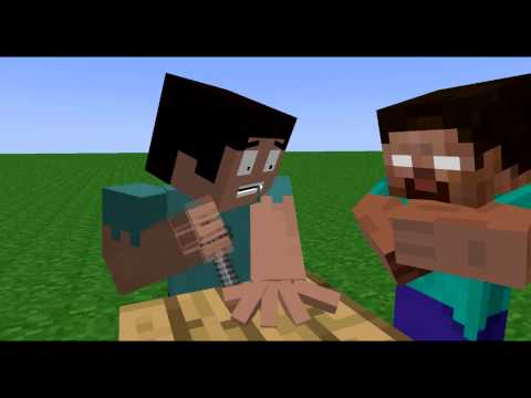 [ORIGINAL] Minecraft Short Animation: The Knife Game Song