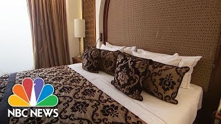 Video Inside President Trump's Suite At Iconic Jerusalem Hotel | NBC News MP3, 3GP, MP4, WEBM, AVI, FLV November 2018