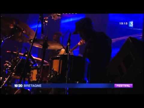 french tv ROBERT GLASPERT experiment + Benjamin Coum trio