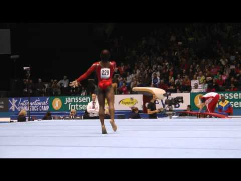 Simone Biles Floor 2013 World Championships
