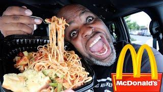 Video McPasta at the World's Largest McDonalds MP3, 3GP, MP4, WEBM, AVI, FLV April 2018