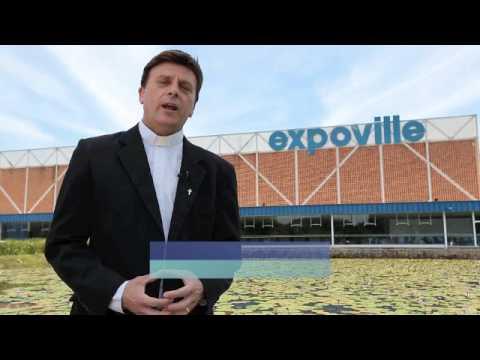 Venha para o 10º Mutirão Brasileiro de Comunicação - Joinville/SC - Pe. Ivanor Macieski