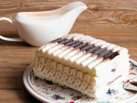 torta fredda viennetta - ricetta per farla in casa
