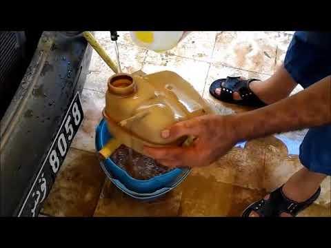 comment nettoyer radiateur voiture