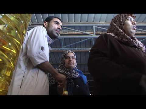 فيديو/ توزيع السلال الرمضانية - جمعية إحياء التراث الإسلامي