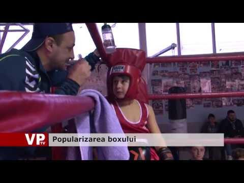 Popularizarea boxului