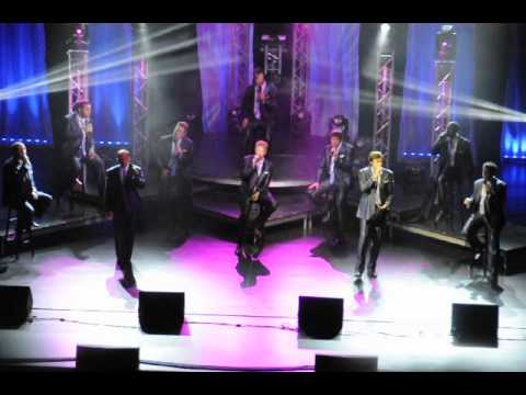 Straight No Chaser ~ new song  4-20-12 Toledo, OH