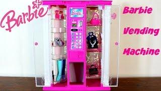 Hi Barbie Lovers!Here I have the Barbie Fashion Vending Machine!