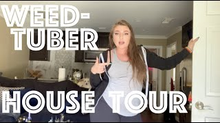 STONER HOUSE TOUR!!! **My New House** by Macdizzle420
