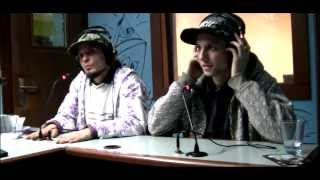 Video RADone - live rap- RADIO Spin (get fresh show)