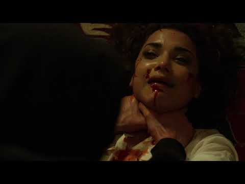 Marvels The Punisher 2x13 - Agent Dinah Madani and Billy Russo fight scene season 2