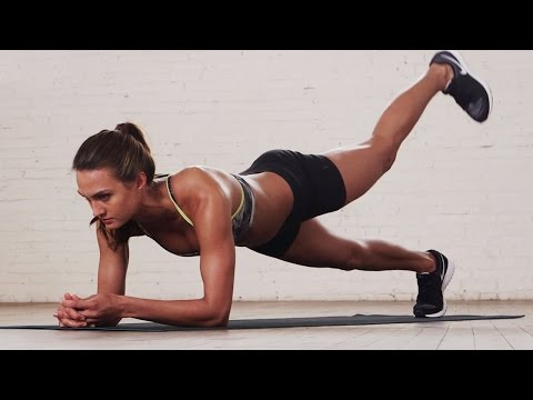 Bowflex® Bodyweight Workout | Three-Minute Perfect Plank