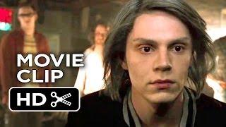 Download Lagu X-Men: Days of Future Past Movie CLIP - Meeting Quicksilver (2014) - Evan Peters Movie HD Mp3