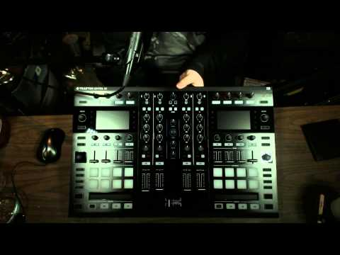 Native Instruments Kontrol S8 Unboxing
