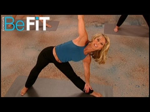 yoga - Denise Austin: Yoga Buns Workout is a is a robust lower body-sculpting Yoga workout that is designed to burn fat, blast cellulite, and target-tone the abs, t...