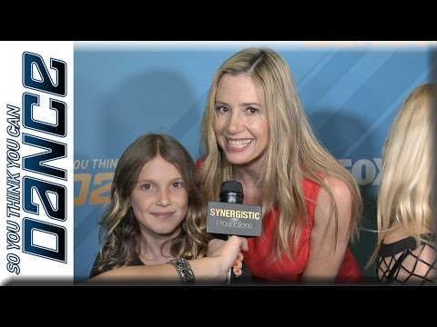 Christopher Backus, Mira Sorvino & Millie Bobby Brown | Dance & Intruders | SYTYCD Season 11 Finale