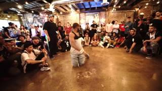 Castro vs Rashaad – Electrosoul 7 Popping Top 8
