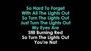 Lights Out  Karaoke Royal Blood