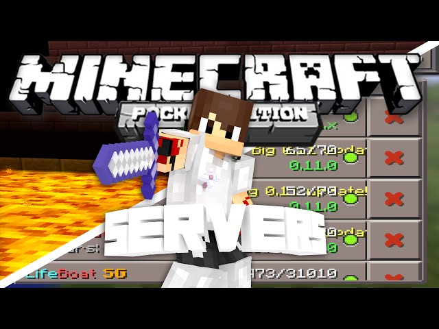 how to connect to external server minecraft