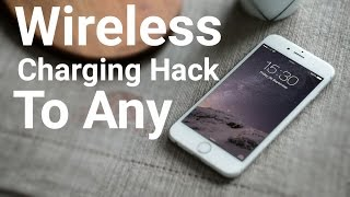 🔋 DIY Magnetic Wireless Charger - Make a Wireless Charger