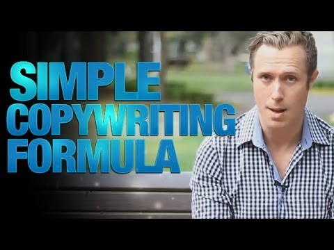Simple Copywriting Formula