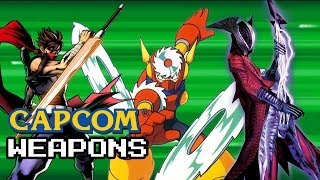 The Best Capcom Weapons