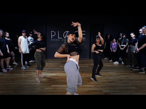 Whine Up - Kat Deluna | Choreography Julie B @placedancers (видео)