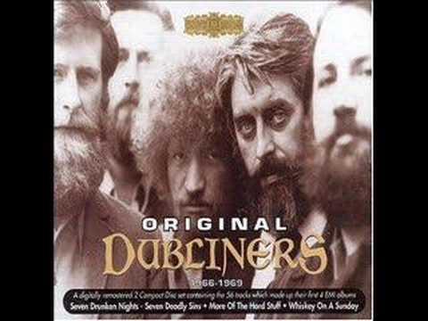 Tekst piosenki The Dubliners - Spancil Hill po polsku