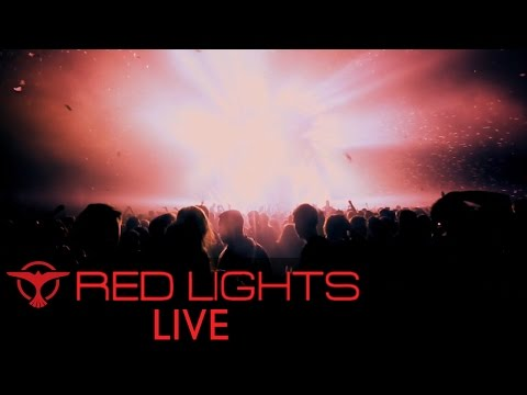 Tiësto - Red Lights (Live)