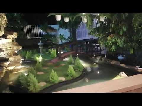 Hệ thống nhà vườn và cảnh quan tại câm rmyx, đồng nai