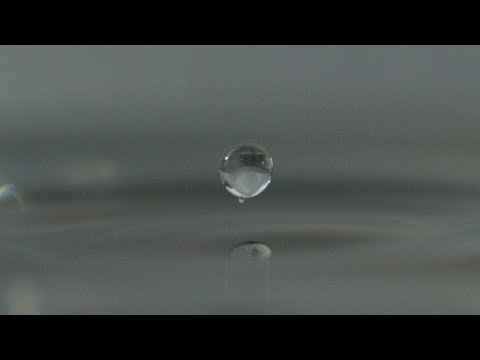 The Slow Mo Guys - Surface Tension Droplets at 2500fps