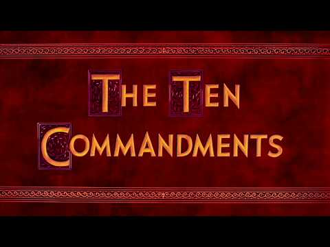 The Ten Commandments (1956) - Full Soundtrack