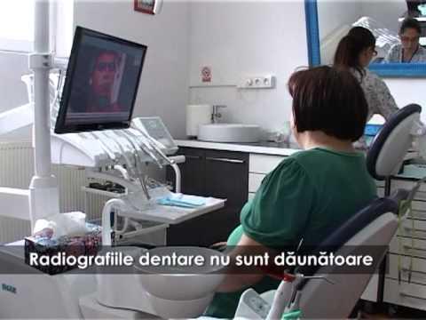Radiografiile dentare nu sunt dăunătoare