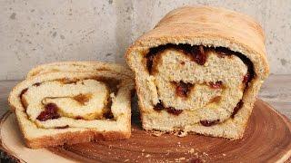 Pumpkin Swirl Bread | Episode 1117 by Laura in the Kitchen