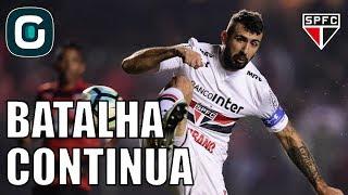 São Paulo só empara com o Atlético-GO e permanece na Zona de Rebaixamento do BrasileirãoAcompanhe também as nossas redes sociais:Facebook - https://www.facebook.com/gazetaesportivaTwitter - https://twitter.com/gazetaesportivaInstagram - https://www.instagram.com/gazetaesportiva