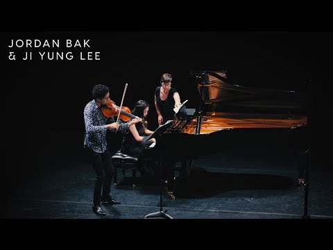 See video Pieces for Viola & Piano from