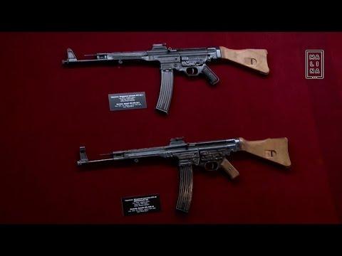 Штурмовые винтовки времен Второй мировой войны: Sturmgewehr и FG 42...