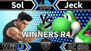 MVG_Sol(Little Mac) Shows off Vs. Jeck(Yoshi)