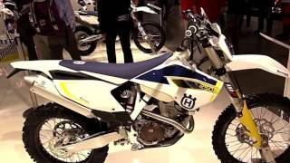 10. 2018 Husqvarna FE 250 Special Lookaround Le Moto Around The World