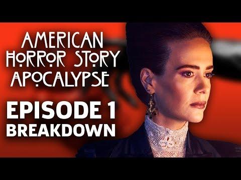 """AHS: Apocalypse Season 8 Episode 1 """"The End"""" Breakdown!"""