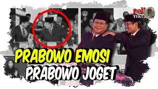 Video Debat Korupsi dan Terorisme, Jokowi Lempar Umpan, Prabowo Em0sian dan Joget! MP3, 3GP, MP4, WEBM, AVI, FLV Januari 2019