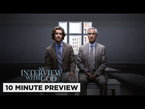 An Interview with God   10 Minute Preview   Own it Now on DVD & Digital