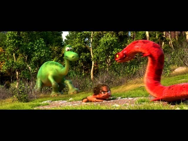 Den Gode Dinosaur 2D (norsk tale)