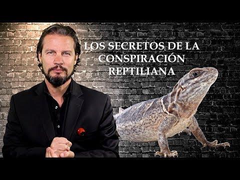 LOS SECRETOS DE LA CONSPIRACIÓN REPTILIANA REVELADOS