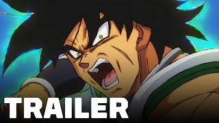 Dragon Ball Super: Broly Movie Trailer #2 - (English Dub Reveal)  Exclusive - NYCC 2018
