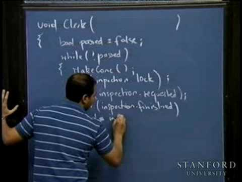 Lecture 18 | Programming Paradigms (Stanford)