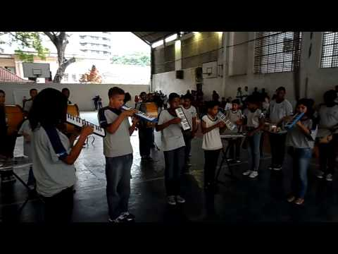 Banda TAL do CEAL (Colégio Estadual Aurelino Leal) em 6 de setembro III