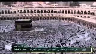 صلاة عيد الأضحى 1432 هـ / 2011 م الحرم المكي