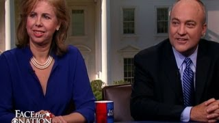 Face The Nation with Bob Schieffer - Presidents versus the press
